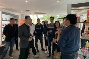 区政协经济委组织委员到高新技术企业参观学习